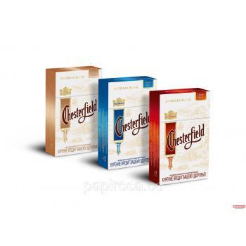 Табачный ароматизатор  Chesterfield 10 мл