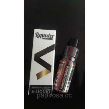 Турецкий табак - жидкость для электронных сигарет без никотина 10 мл