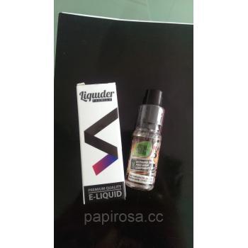 Жидкость для электронных сигарет. Со вкусом яблочная мята High (18 мг/мл) Яблоко