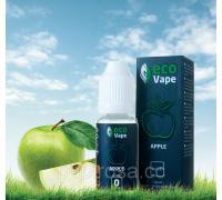 Жидкость для электронных сигарет со вкусом яблока (10 мл)
