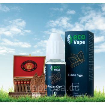 Жидкость для электронных сигарет Cuban Cigar (10 мл)