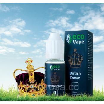 Жидкость для электронных сигарет British Crown (10 мл)