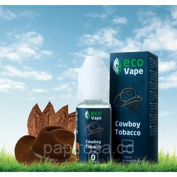 Жидкость для электронных сигарет Cowboy Tobacco (10 мл)