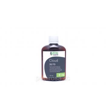 Eco vape база содержания никотина 0 ( 70/30)