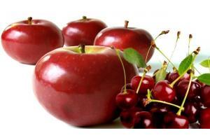 Жидкость для электронных сигарет Райский сад ( яблоки с вишней ) 10 мл