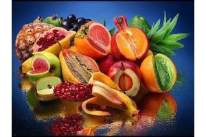 Жидкость для электронных сигарет  со вкусом экзотических фруктов 30 мл