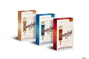 Chesterfield  - жидкость для электронных сигарет 10 мл