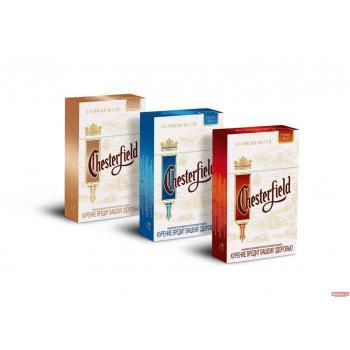 Chesterfield  - жидкость для электронных сигарет 30 мл