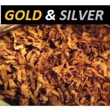 Silver and gold - жидкость для электронных сигарет 10 мл