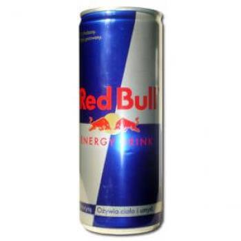 Жидкость  для электронных сигарет со вкусом   Red Bull 30 мл