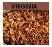Virginia - жидкость для электронных сигарет 30 мл