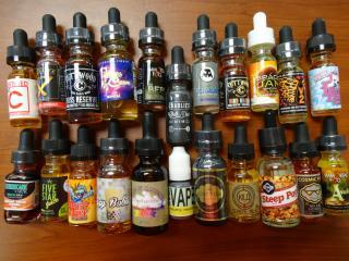 Как сделать жидкость для электронной сигареты