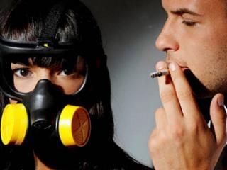Пассивное курение. Вред и последствия.