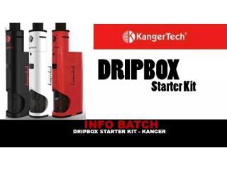 Обзор мода Kanger DRIPBOX Starter kit