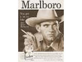 Marlboro. Знаменитость среди брендовых сигарет.