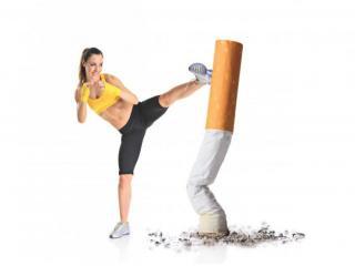 Как я бросила курить - моя история борьбы