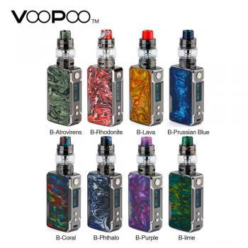 Стартовый набор Voopoo Drag Mini 117 W Refresh Edition Kit