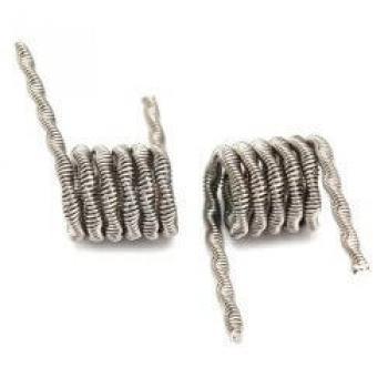 Готовая спираль Fused Clapton Coil