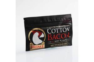 Вата для электронных сигарет Wick 'N' Vape Cotton Bacon Prime