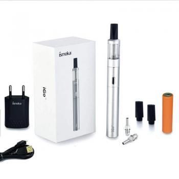 Электронная сигарета iGo MOD с батареей 16650 на 2100 mAh (набор)