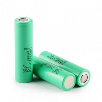 Высокотоковый аккумулятор  Samsung INR18650-25R 2500mah