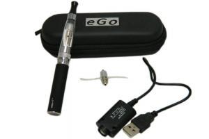 Комплект электронных сигарет Evod 1100 mAh , Ego 1100 mAh в кейсе