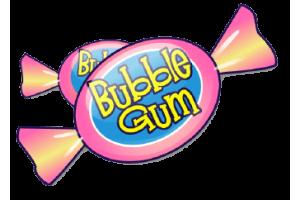 Жидкость для электронных сигарет со вкусом Bubble Gum 10ml