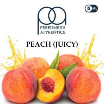 Ароматизатор TPA Peach (juicy) 5 мл